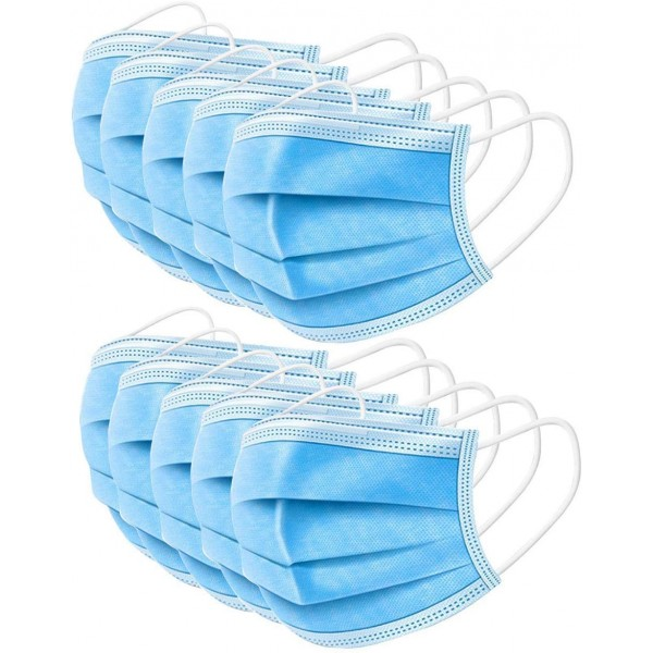 One-Person Face Mask 20 pcs