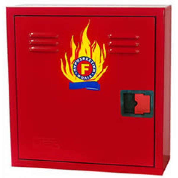 Fire Hose Cabinet with Hook