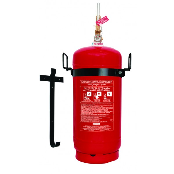 Local Application Fire Extinguisher with Fuse Connection Thread